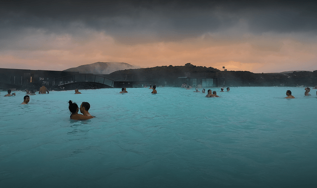 viaggio fotografico islanda blu lagoon