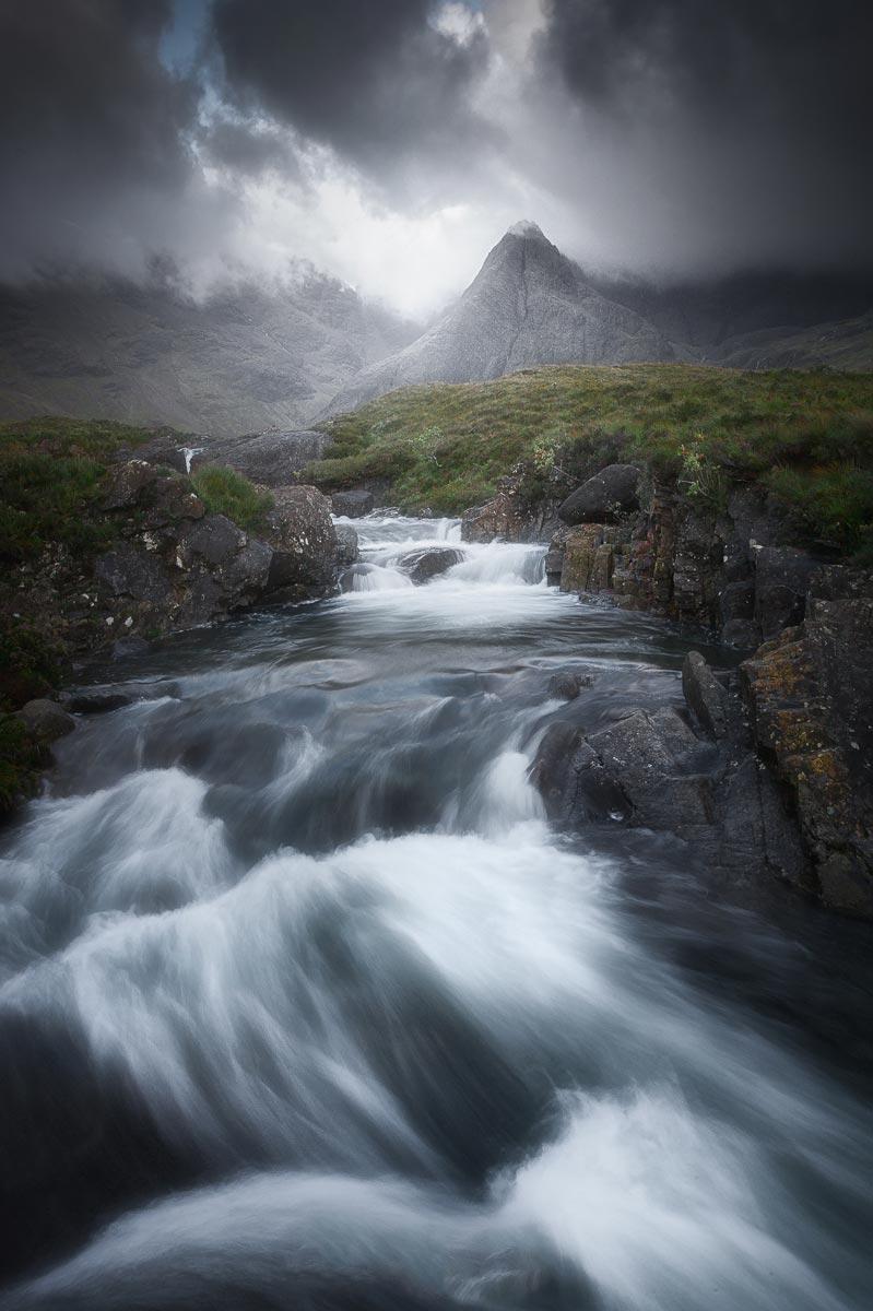 viaggio fotografico scozia fiume